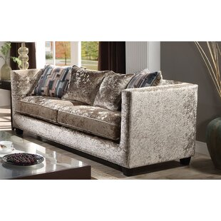 Affordable Fulbright Chesterfield Sofa By Everly Quinn