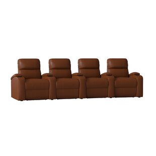 Edge XL800 Home Theater Lounger (Row of 4) Octane Seating