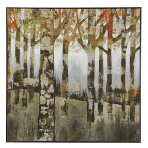 A New Season Framed Painting Print by Red Barrel Studio
