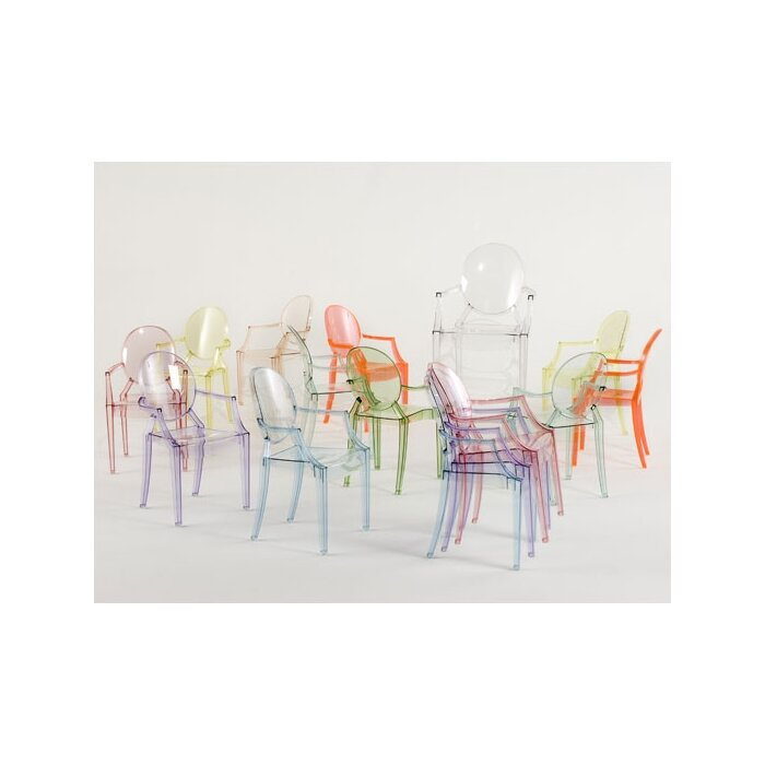 Kartell Lou Lou Ghost Chair & Reviews | Wayfair.ca