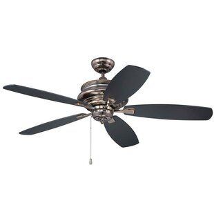 Compare & Buy 52 Bateson 5 Blade LED Ceiling Fan By Three Posts