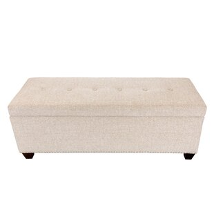 Woodside Upholstered Storage Bench