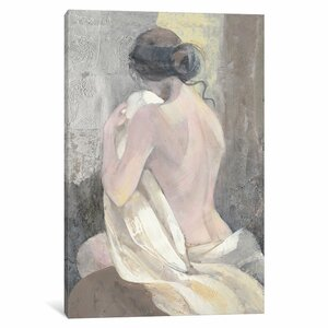 After The Bath II Painting Print on Wrapped Canvas by East Urban Home