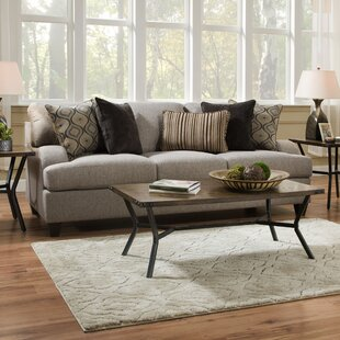 Simmons Upholstery Geaux Sterling Sleeper Sofa Three Posts