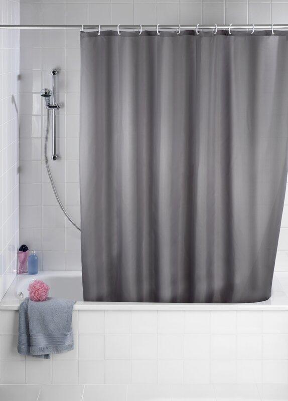 Wenko Anti-Mould Shower Curtain & Reviews | Wayfair.co.uk