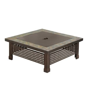 Great choice Bradford Metal Wood Burning Fire Pit Table By Pleasant Hearth
