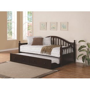 Scrivner Twin Daybed with Trundle