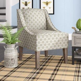 Tidiane Slipper Chair by Lark Manor