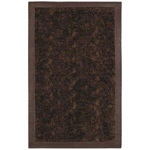 animal hide brownblack fur area rug