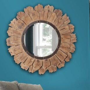 World Menagerie Sunburst Accent Mirror