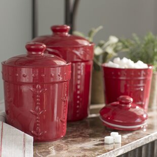 Thl Kitchen Canisters | Kitchen Canisters Jars You Ll Love Wayfair