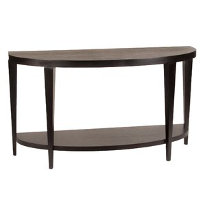 Marla Half Moon Console Table by Allan Copley Designs