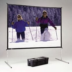Fast Fold Deluxe 120 Diagonal Portable Projection Screen