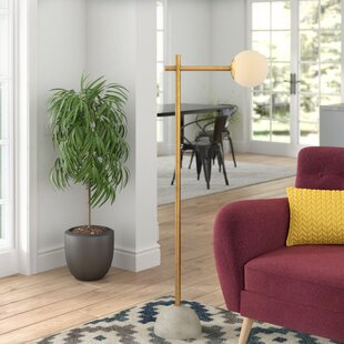 Bargain Miranda 55 Floor Lamp By Langley Street