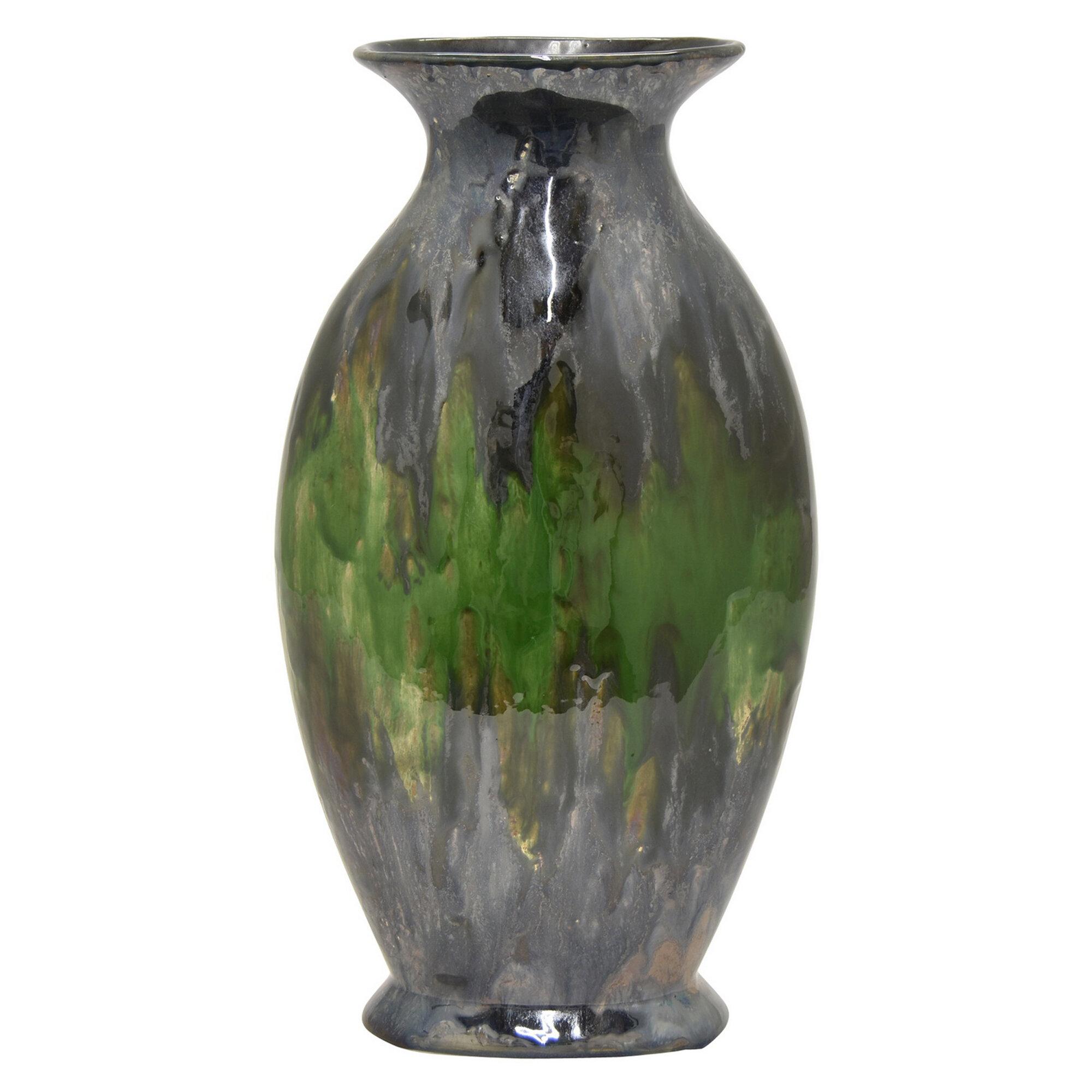 World Menagerie Yeager Ceramic Table Vase Wayfair