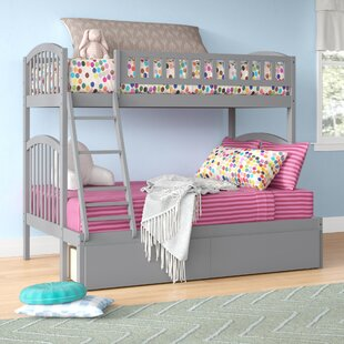 Buying Jackie Twin over Full Bunk Bed with Drawers By Viv + Rae