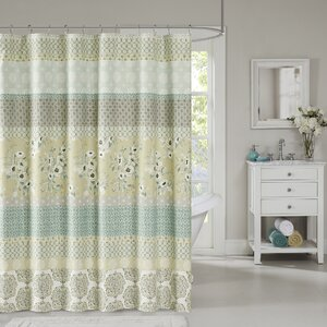 Tappen Cotton Shower Curtain