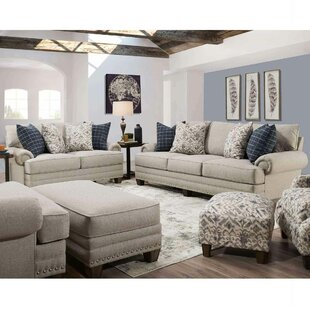 Fidler Configurable Living Room Set by Canora Grey