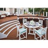 Monterey Bay 5 Piece Dining Set byTrex Outdoor