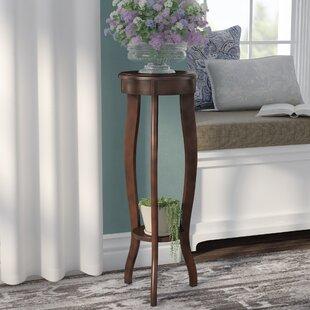 Timberlake Pedestal End Table