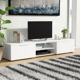 Rafael TV Stand for TVs up to 78 by Wade Logan