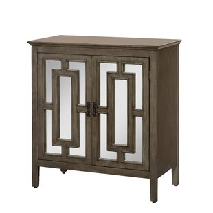 Great deal Brigham 2 Door Accent Cabinet By Ophelia & Co.