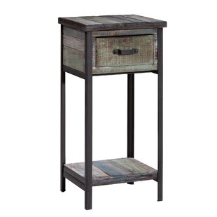 Best Choices Clayera End Table With Storage By Trent Austin Design