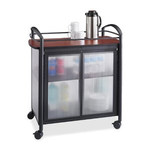Bar Cart by Safco Products Company