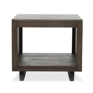 Messina End Table by Brownstone Furniture