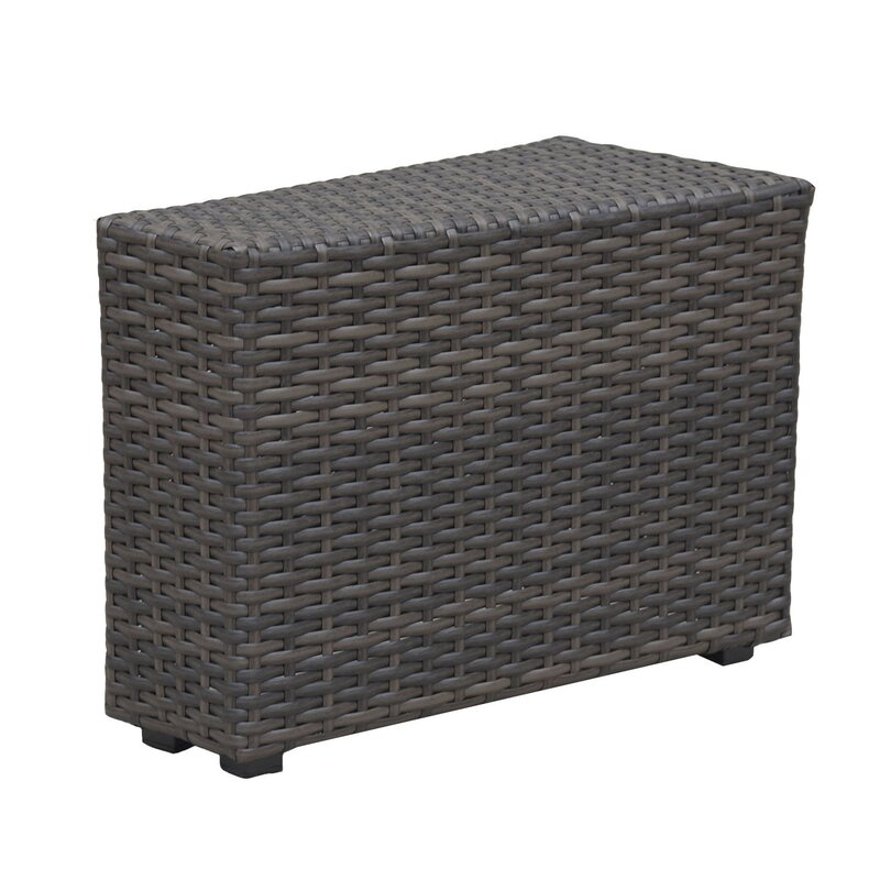 Wedge Side Table With Drawer 1500 Trend Home Design