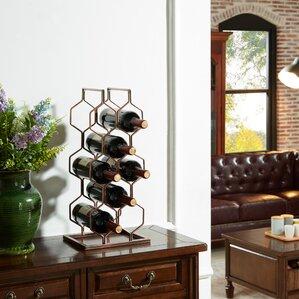 Ariele 8 Bottle Tabletop Wine Rack by Willa Arlo Interiors