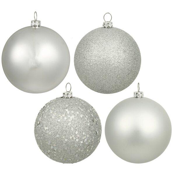 Christmas Tree Balls Decorations.Christmas Ball Ornaments You Ll Love In 2019 Wayfair Ca