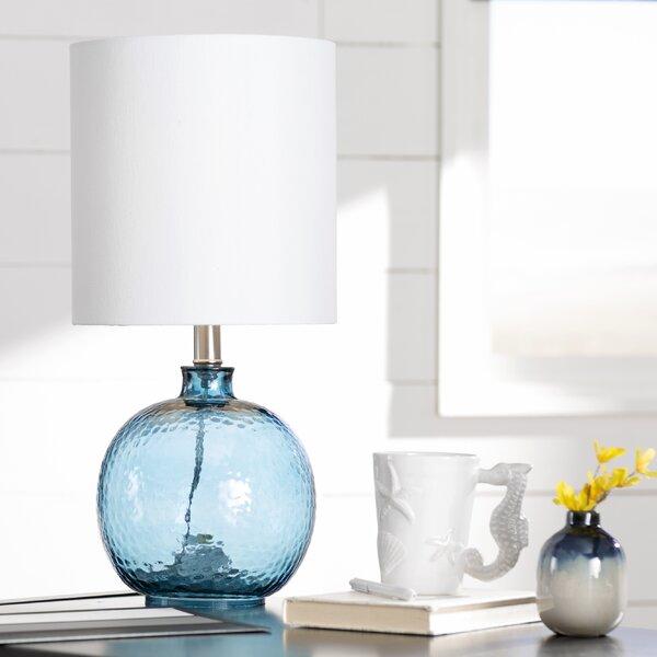 Stone base table lamps wayfair