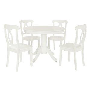 White Kitchen U0026 Dining Room Sets Youu0027ll Love | Wayfair