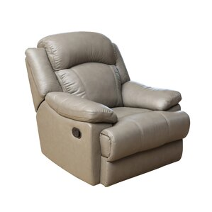 Arabian Manual Recliner by Andover Mills