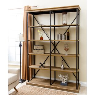 Amberly Etagere Bookcase