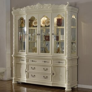 Palmer China Cabinet by Rosdorf Park