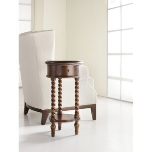 Best Seven Seas End Table with Storage ByHooker Furniture