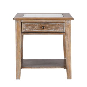 Estrella End Table by Loon Peak