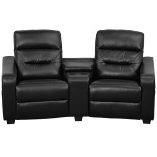 Contemporary Home Theater Recliner Red Barrel Studio