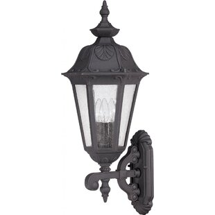 Top Reviews Shaw 3-Light Outdoor Sconce By Astoria Grand