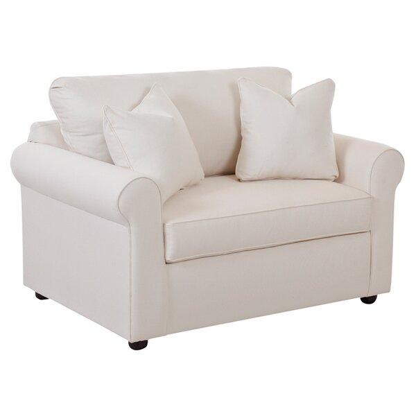 brand new 511d8 b7f4a Chair And A Half Twin Sleeper | Wayfair