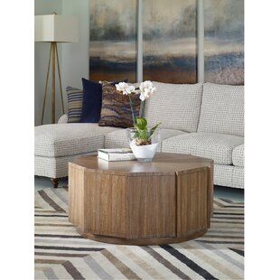 Decagonal Coffee Table Ambella Home Collection
