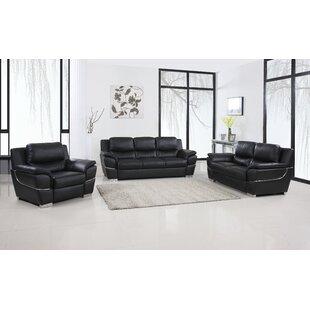 3 Piece Living Room Set by Latitude Run®