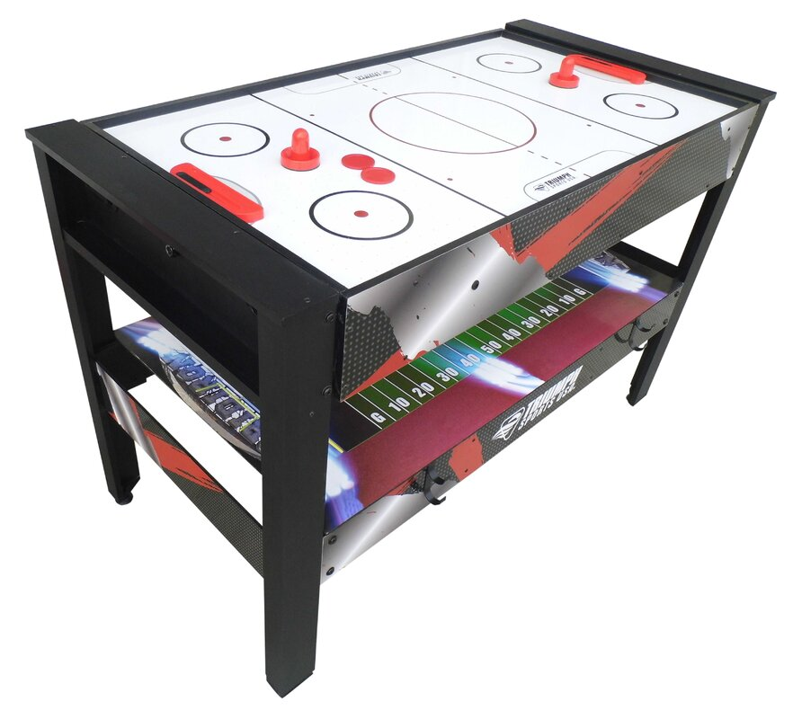 4 In 1 4u0027 Rotating Game Table