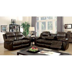 Litchfield Reclining Configurable Living Room Set by Red Barrel Studio®