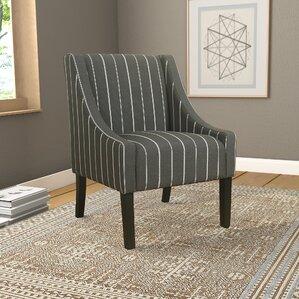 Londonshire Modern Swoop Armchair