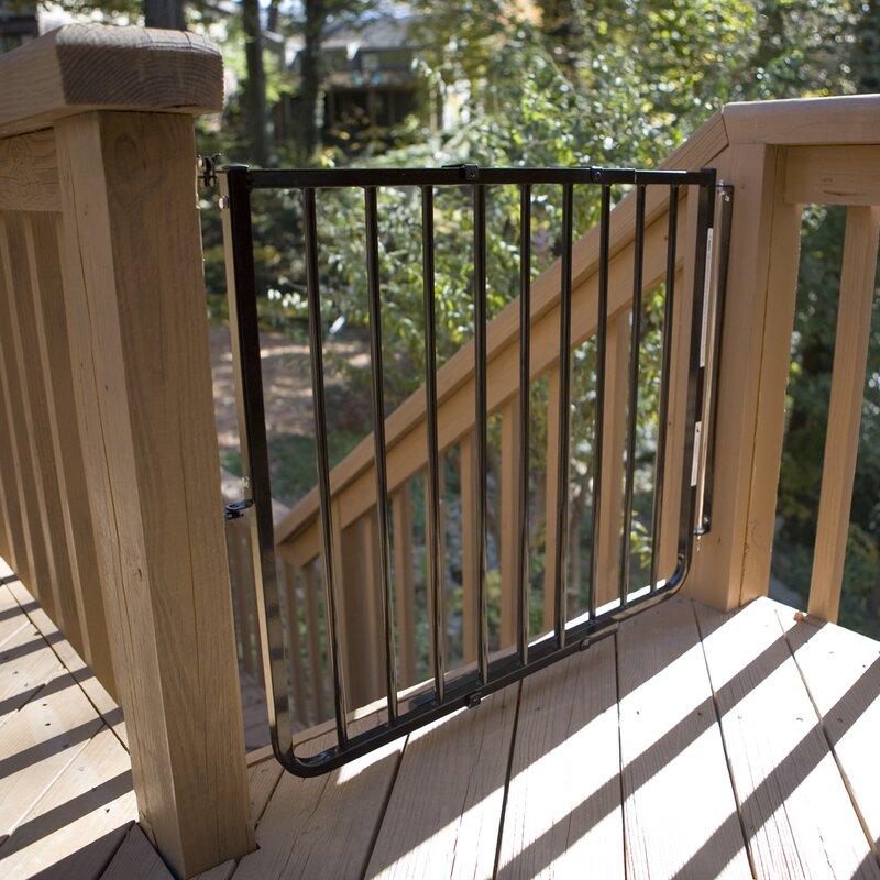 Genial Stairway Special Outdoor Gate