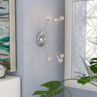 Bacchus 3-Light Wall Sconce by Wade Logan