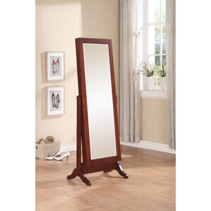 Sliding Jewelry Armoire with Mirror by Powell Furniture